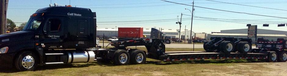gulf states trucking